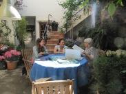 Compartint criteris per al seu projecte dels espais exteriors