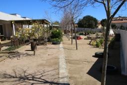 Ampliació de l'espài exterior i transformació del jardí