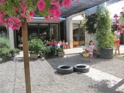 Una mirada tranquil·la en un espai de benestar