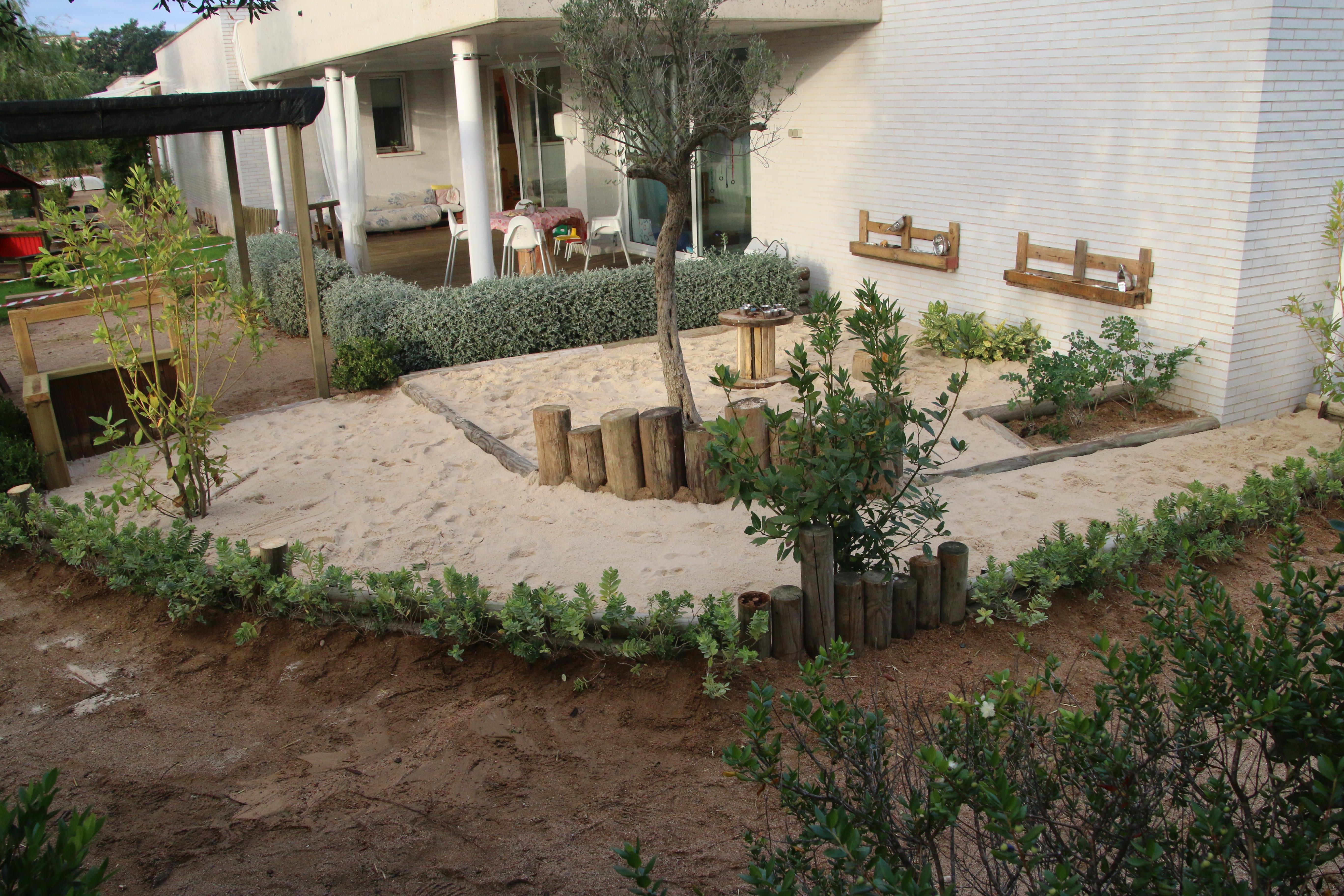 C mo iniciar un proceso de reforma del patio de la escuela for Educacion exterior