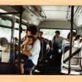 Anant a la piscina amb el bus